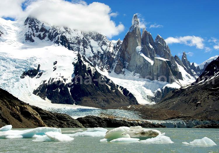 Le mont Fitz roy - Patagonie - Argentine