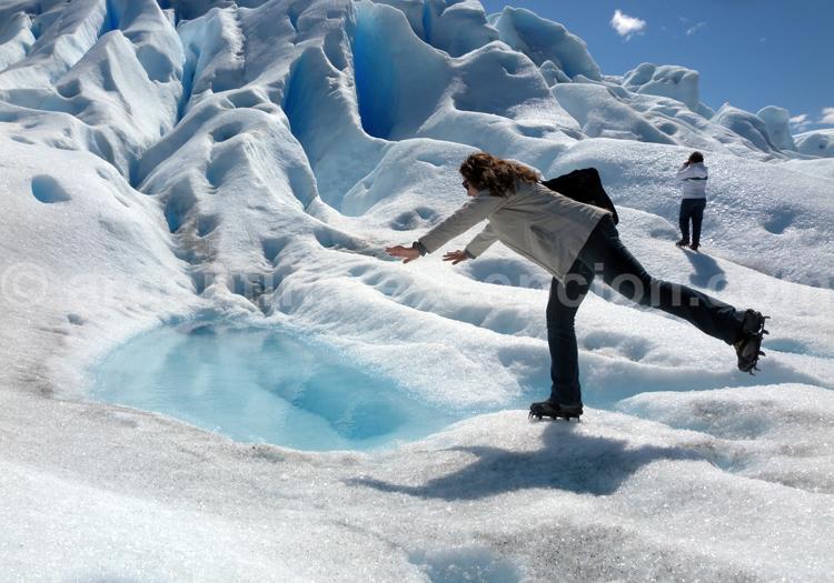 Randonnée en crampons sur le glacier Perito Moreno