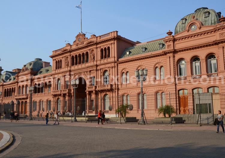 Buenos Aires, la Casa Rosada