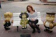Statut de Mafalda, San Telmo, Buenos Aires