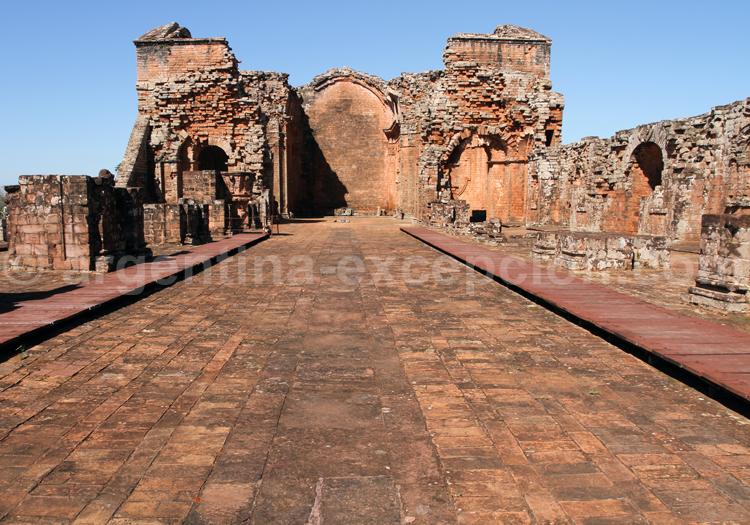 Ruines de Santísima Trinidad, Paraguay