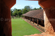 Missions jésuites de San Cosme y San Damián, Paraguay