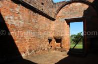San Cosme y San Damián, missions jésuites