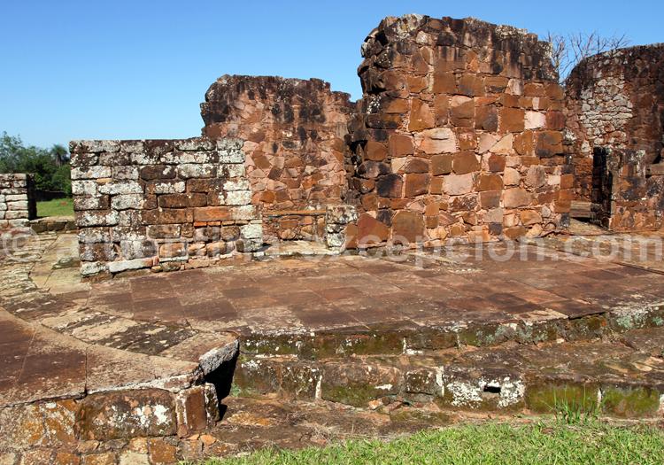 Mission Jésuite Santísima Trinidad, Paraguay