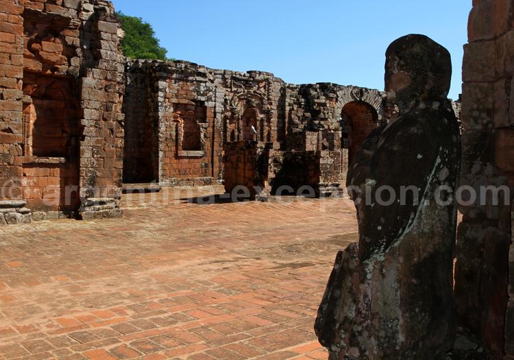 Vestiges de Santísima Trinidad, Paraguay