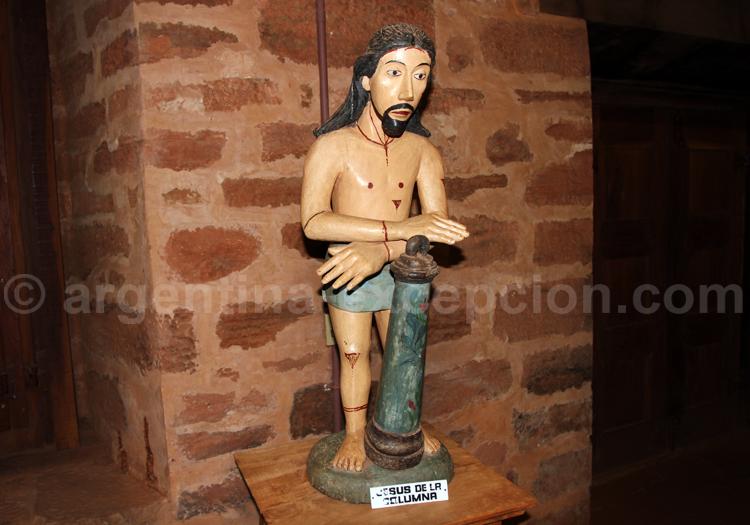 Jesus de la columna, San Cosme y San Damián