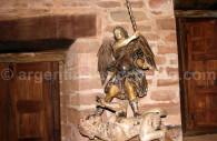 Un ange, San Cosme y San Damián