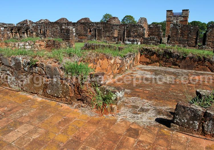 Ruines jésuites Santísima Trinidad, Paraguay