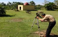 Observation des étoiles, San Cosme y San Damián