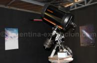 Observatoire astronomique, San Cosme y San Damián