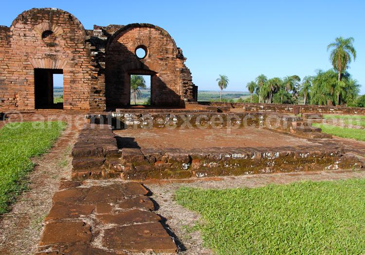 Jesús de Tavarengue, Paraguay