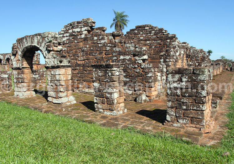 Mission Jésuite Santísima Trinida, Paraguay