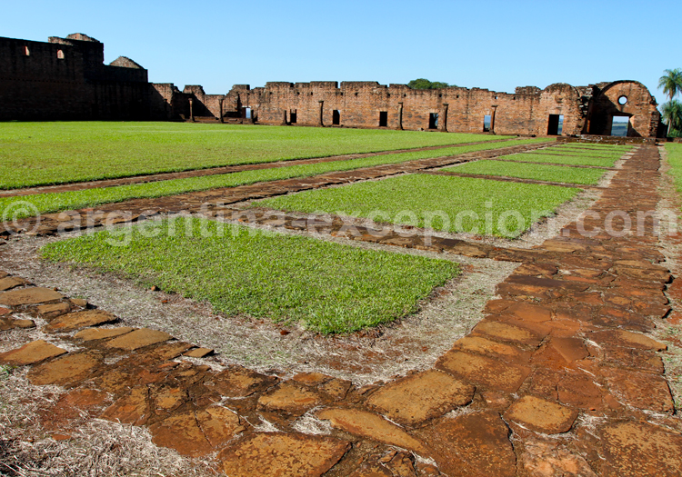 Ruines jésuites, Jesús de Tavarengue