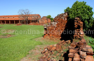 Ruines jésuites, San Cosme y San Damián