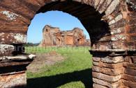 Architecture, mission jésuite paraguayenne