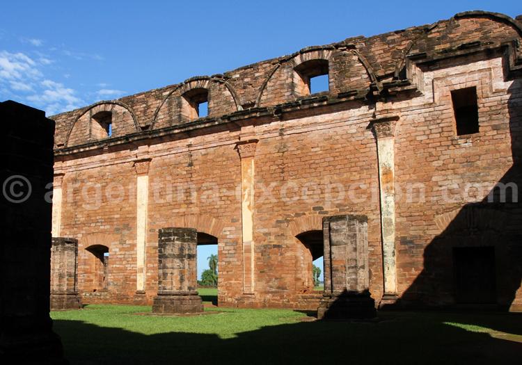 Architecture jésuite, Paraguay