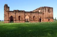 Eglise jésuite du Paraguay