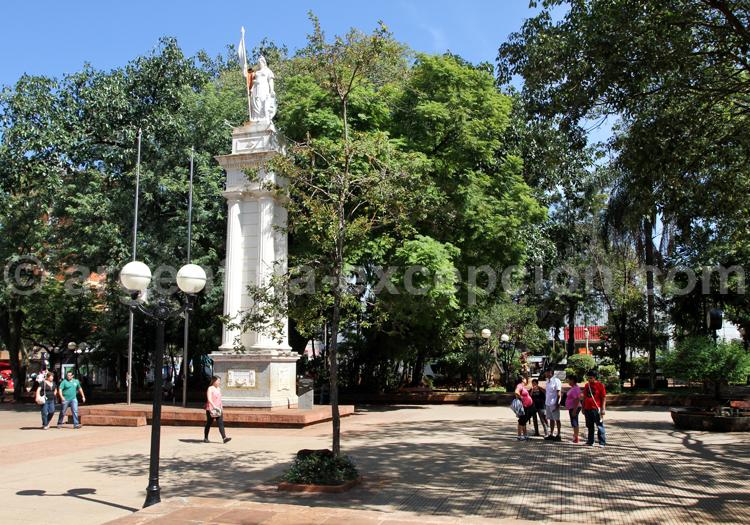 Place 9 de Julio, Posadas, Misiones