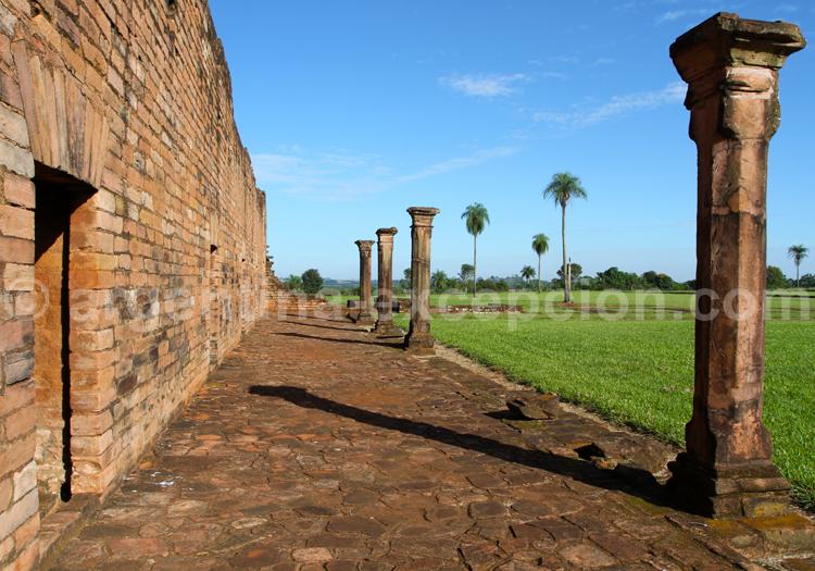 Escapade dans les ruines jésuites du Paraguay