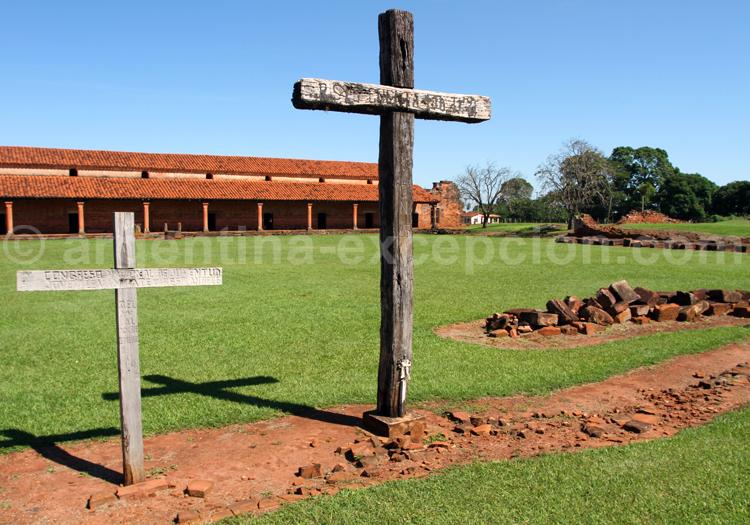 Journée dans les ruines jésuites du Paraguay