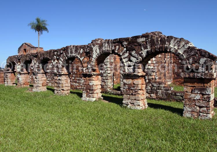 Histoire des missions jésuites du Paraguay