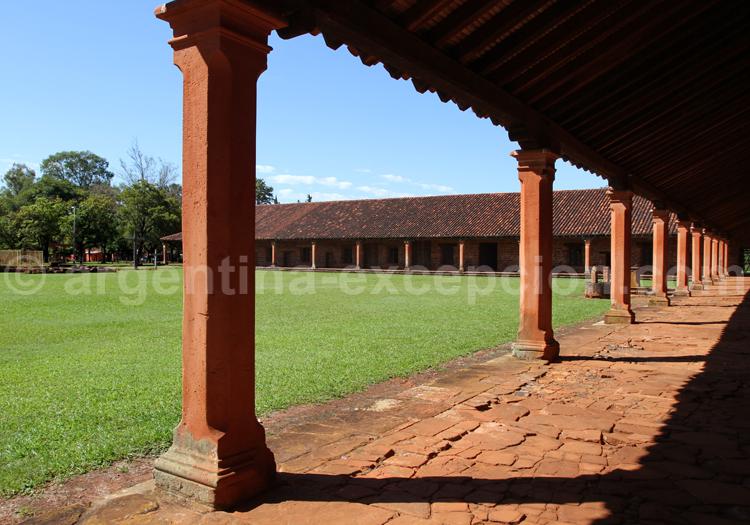Architecture jésuite, San Cosme y San Damián