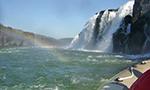 Moconá falls