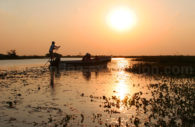 Sitio protegio de Esteros del Ibera