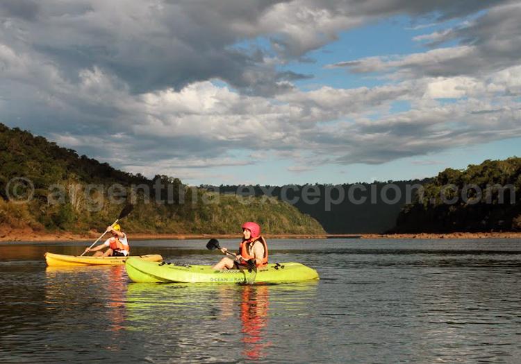 Don Moconá Virgin Lodge, Kayak