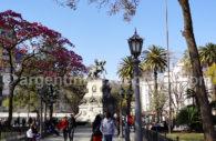 Plaza San Martin,Cordoba
