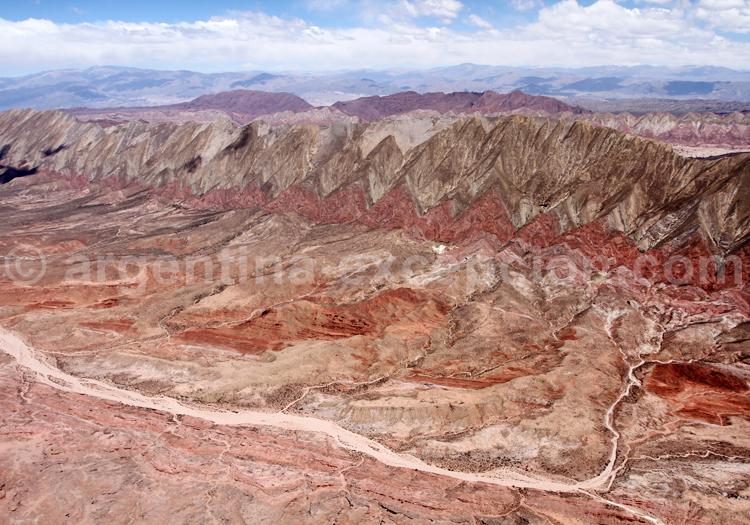 Site naturel los Cardones, Salta, Argentine