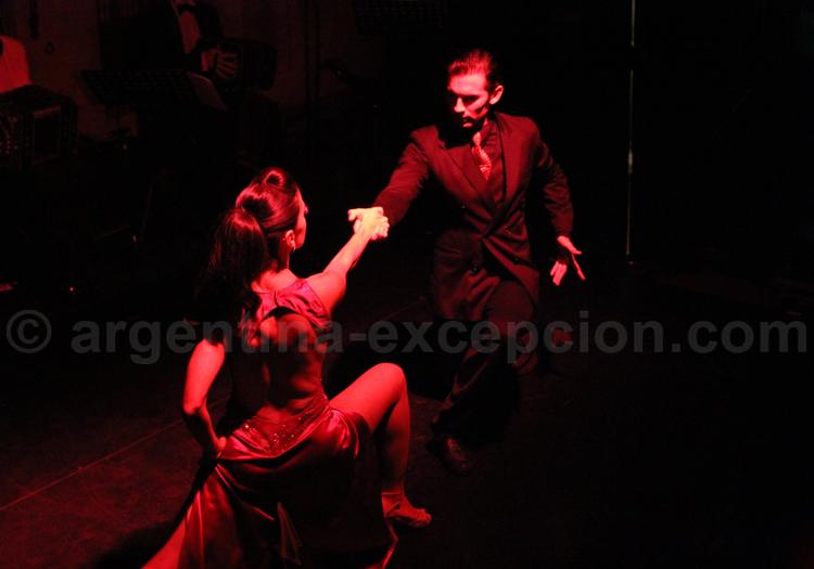 Tango dans le quartier de San Telmo, Buenos Aires