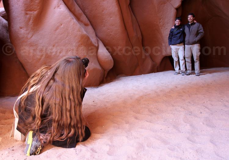 Voyage aux grottes Acsibi