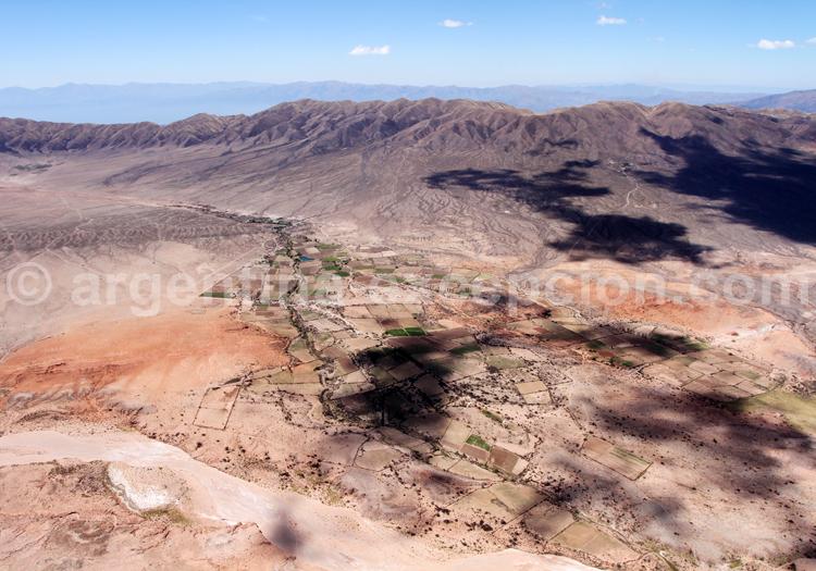 Valle encantado, Parque nacional los Cardones