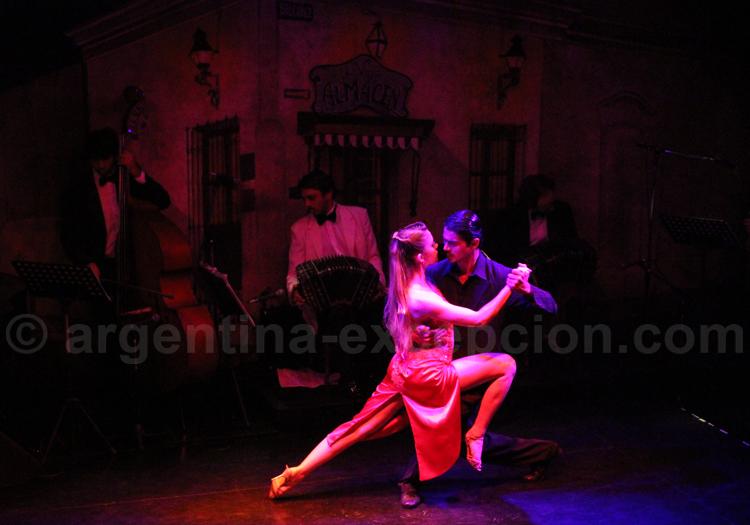Tango nuevo, Buenos Aires