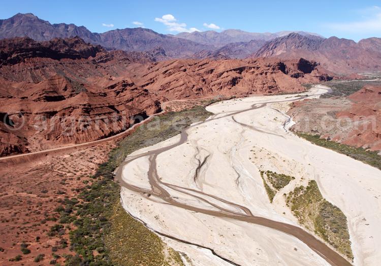 Río de las Conchas, Nord Ouest Argentin