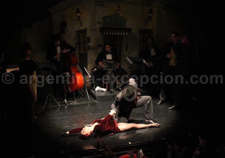 Dîner-spectacle de tango, Buenos Aires