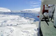 Navigation en mer Antarctique, licence CC/Hans Murre