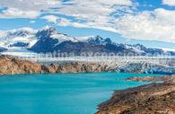 Glacier Upsala, Patagonie