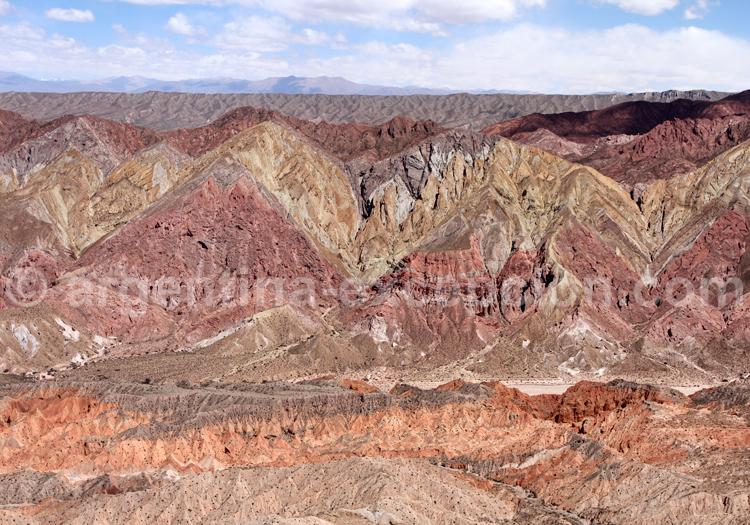 Formations rocheuses du Parc los Cardones