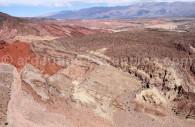 Formations géologiques de las Conchas, Salta