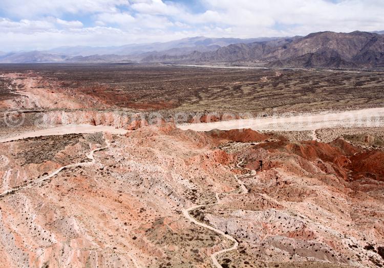 Vallée du Nord Ouest Argentin, Salta