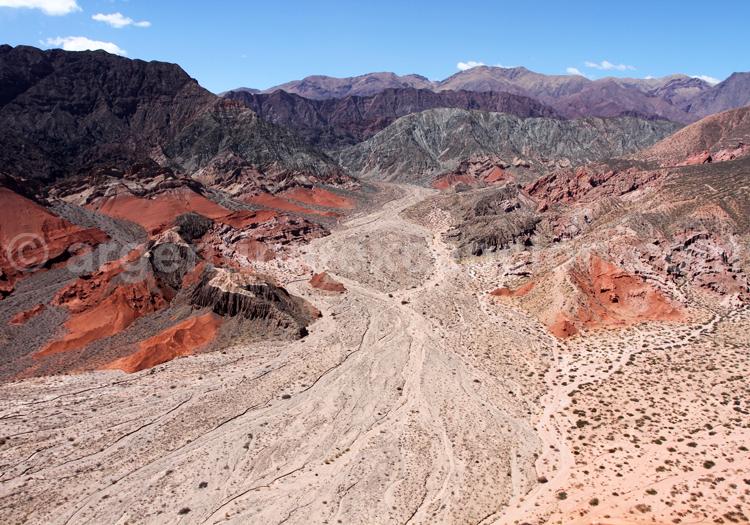 Vallée de la Conchas, Nord Ouest Argentin
