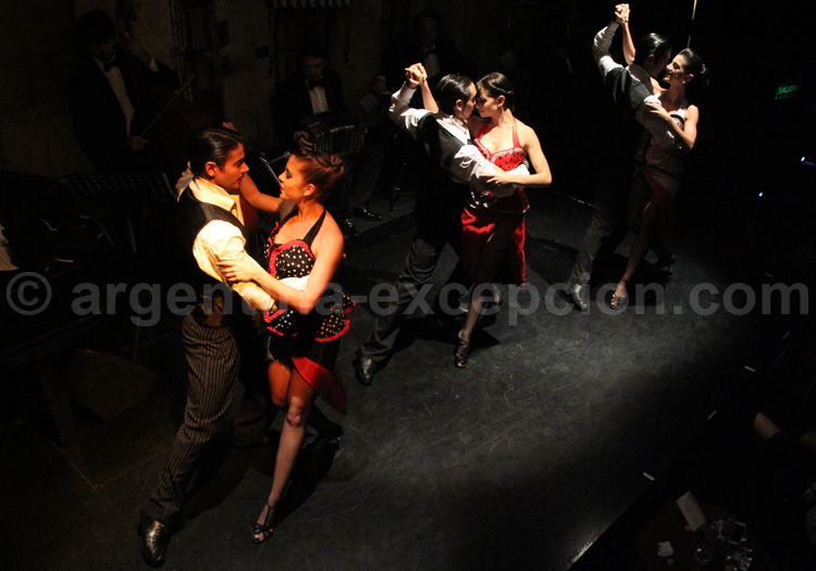 Buenos Aires, capitale mondiale du tango