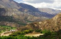 Quebrada del Toro, Nord-ouest