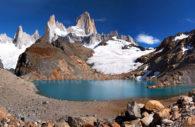 Laguna de los tres, Treking in Southern Patagonia