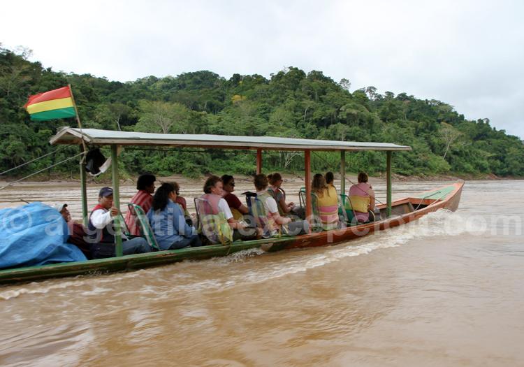 Voyage en Amérique latine