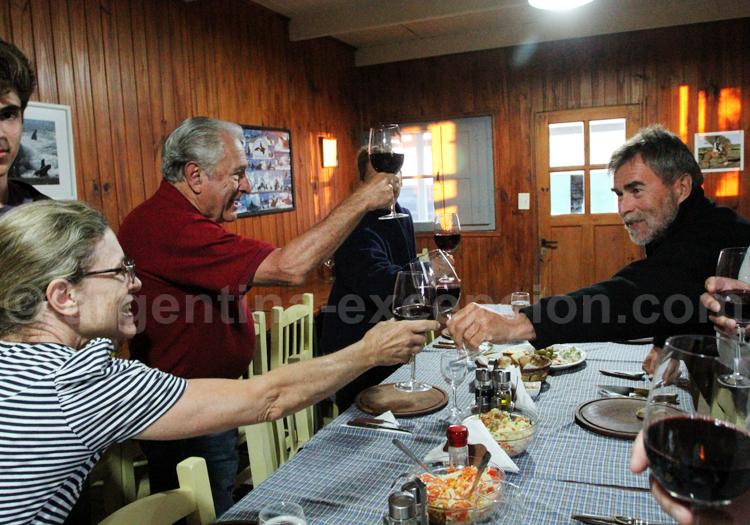 Séjour authentique en Patagonie