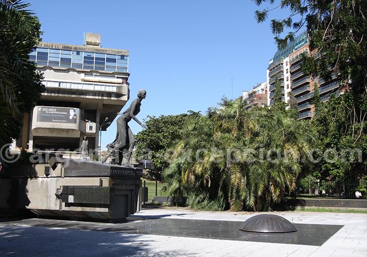 Bibliothèque nationale, Buenos Aires