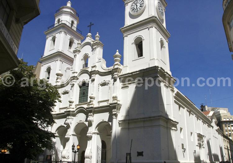 Eglise San Ignacio de Loyola, Micro Centro